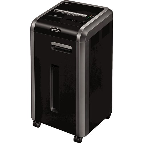 Fellowes 225Mi Shared Workspace Shredder Micro Shred DIN4 P-5 Ref 462210