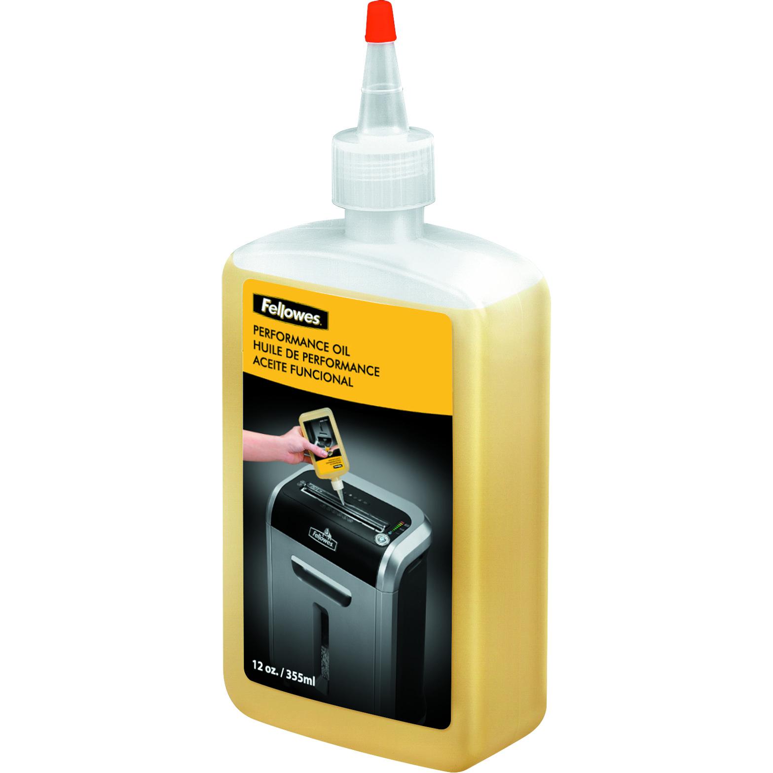 Fellowes Shredder Oil 350ml 35250