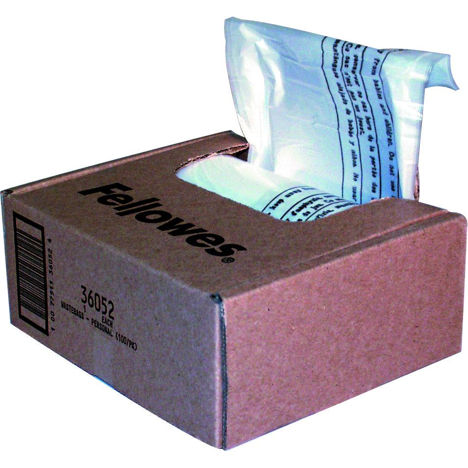 Bags / Sacks Fellowes Shredder Bags 23-28litres