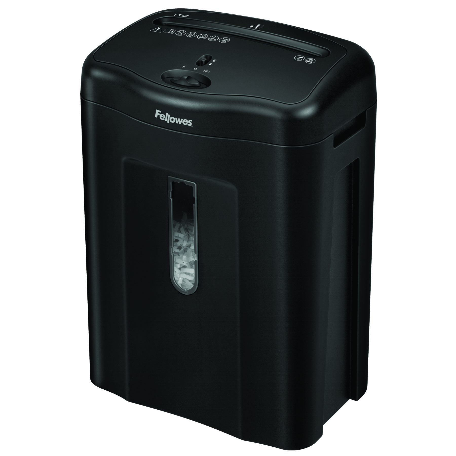 Shredders Fellowes Powershred 11C Cross Cut Shredder