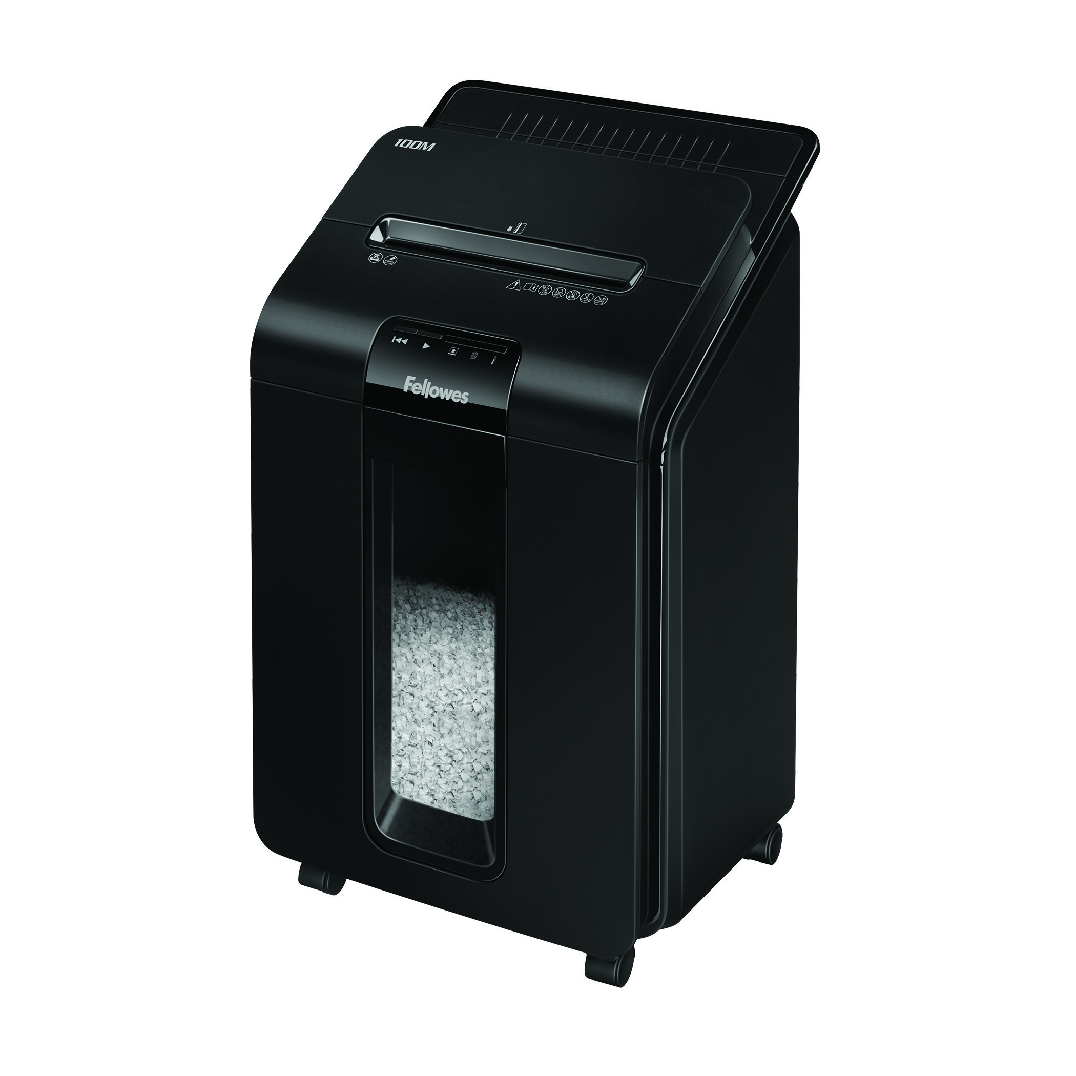 Shredders Fellowes AutoMax 100M Microcut Shredder