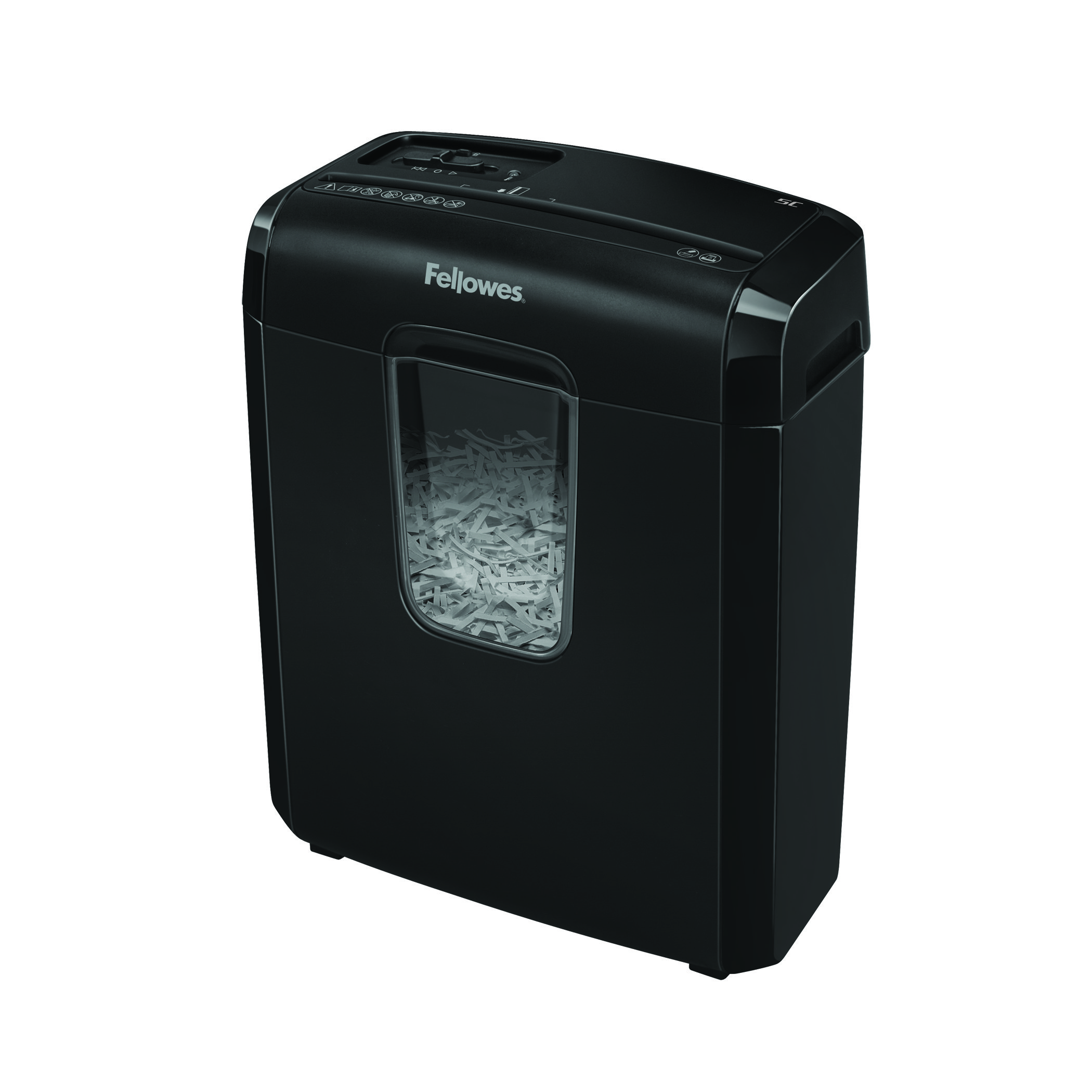 Shredders Fellowes Powershred 6C Cross Cut Shredder