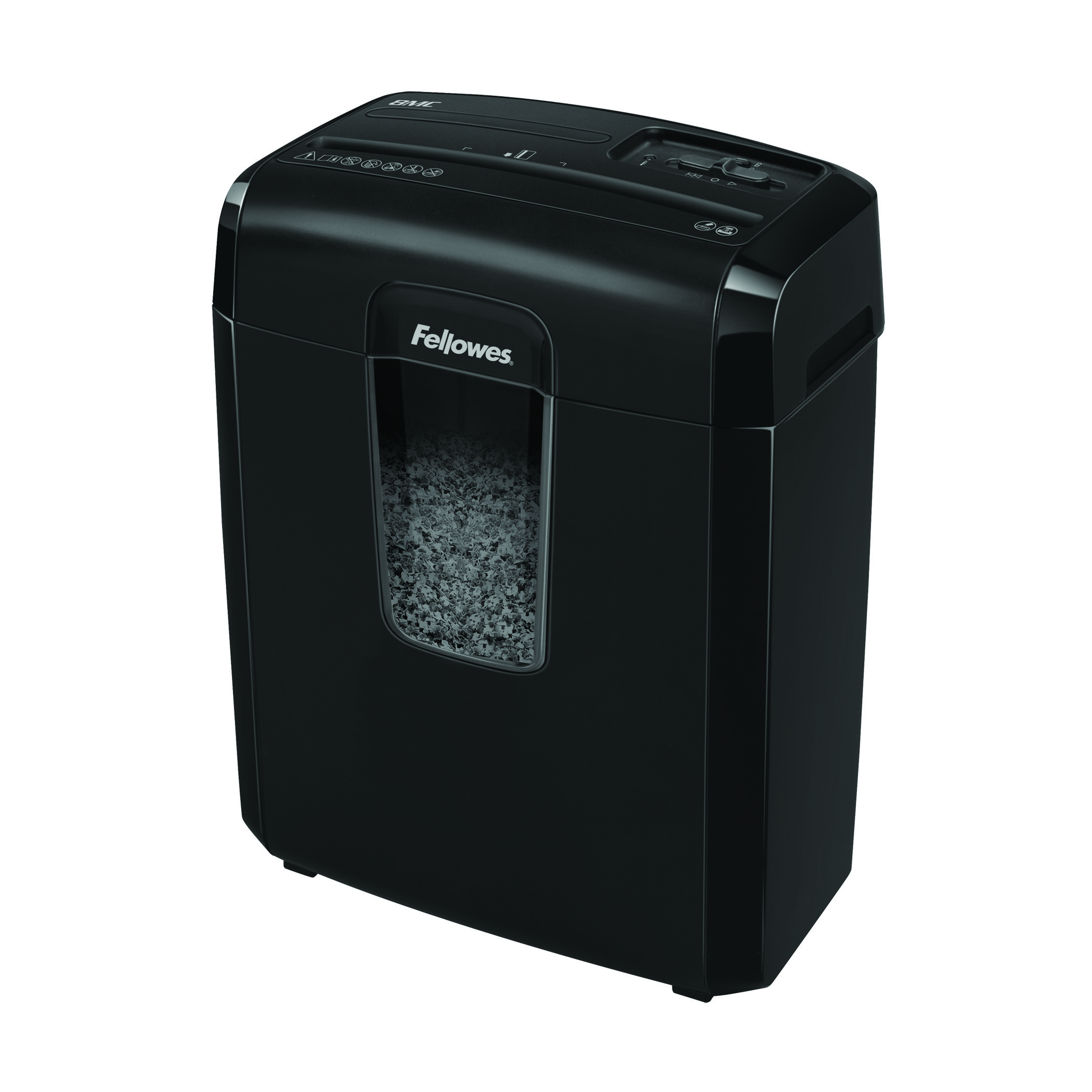 Fellowes Powershred 8MC Micro Cut Shredder