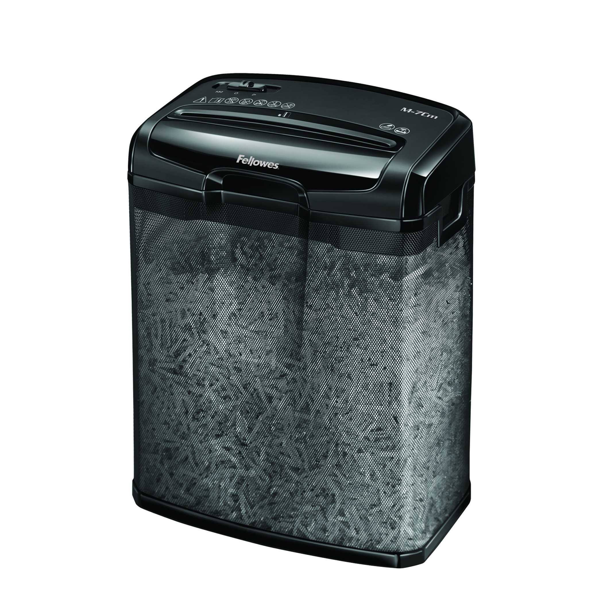 Shredders Fellowes M-7Cm Cross Cut Shredder