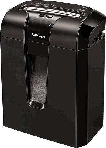 Shredders Fellowes Powershred 63CB Shredder