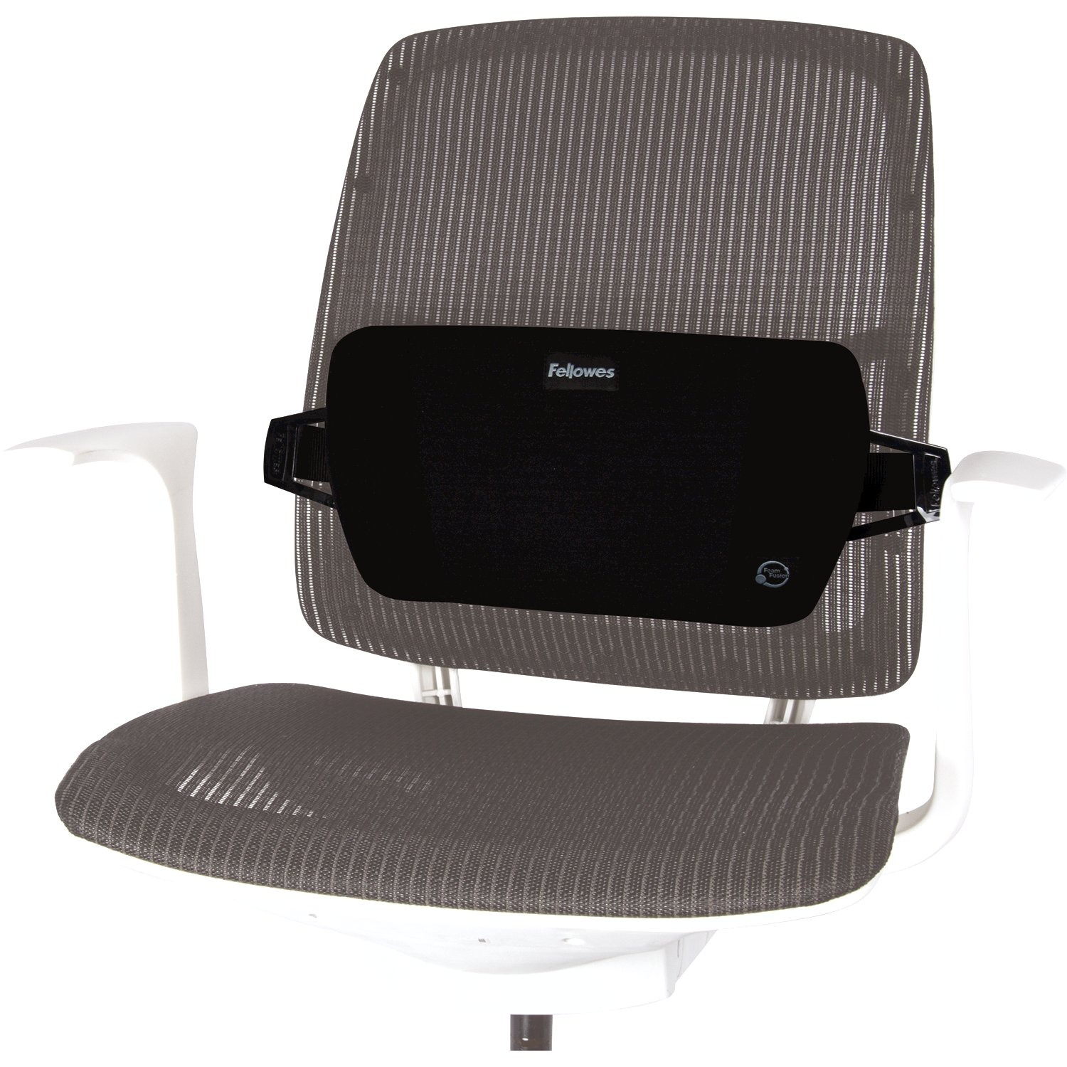 Chair Fellowes PlushTouch Back Support