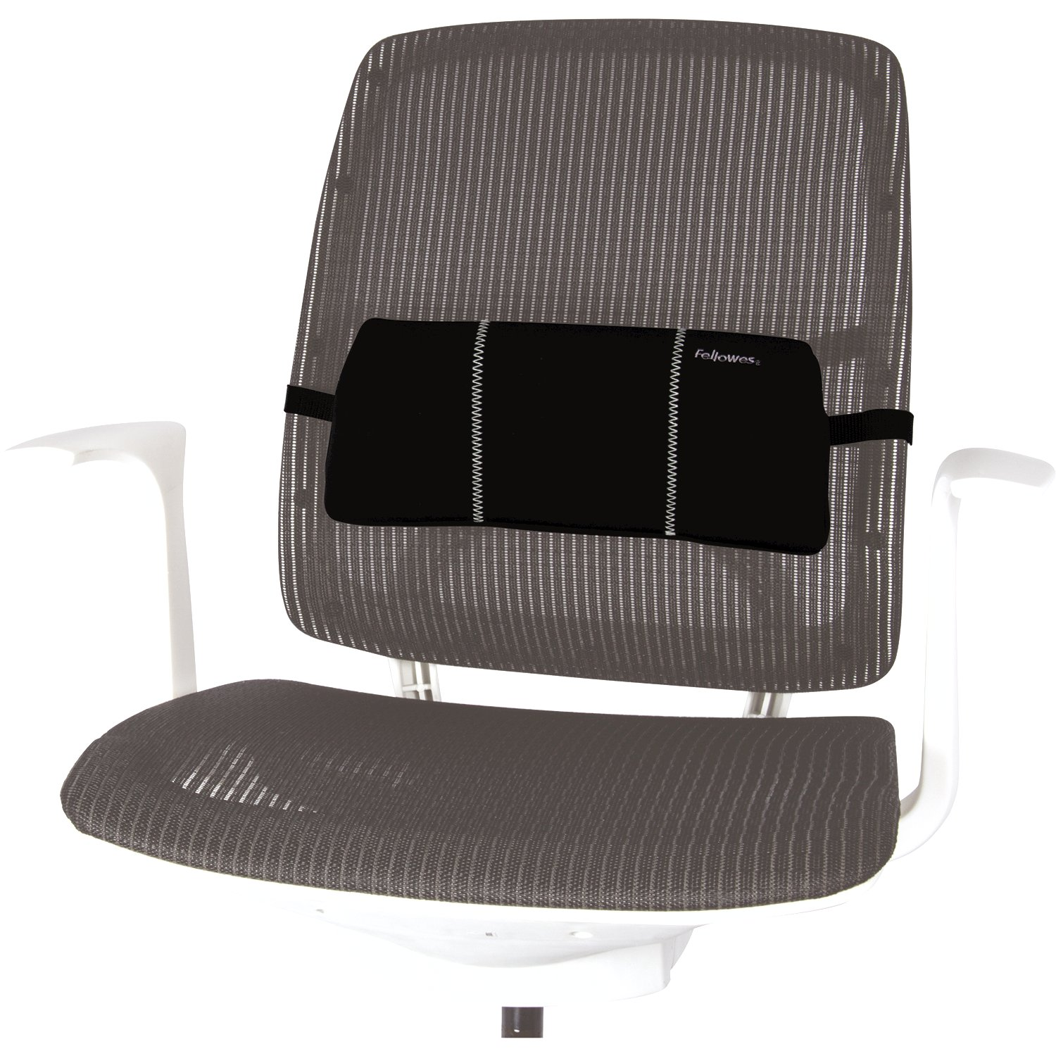 Chair Fellowes Portable Lumbar Support Black 9190701
