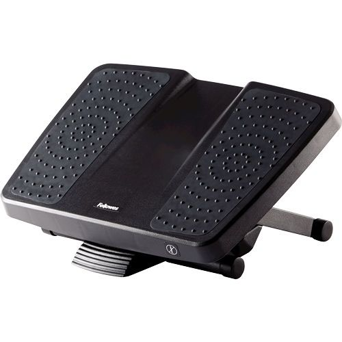 Fellowes Professional Series Ultimate Foot Support Black