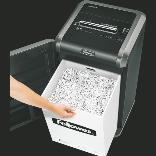 Fellowes 325Ci Shredder Cross-cut DIN3 P-4 Ref 4632101