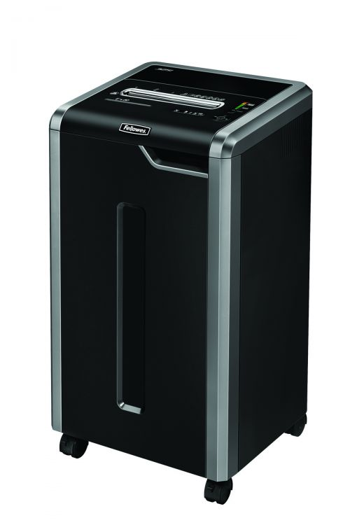 Fellowes Black 325i Strip-Cut Shredder