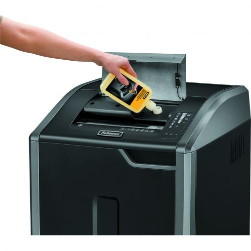 Fellowes 425Ci Shredder Cross-cut DIN3 P-4 Ref 4698001