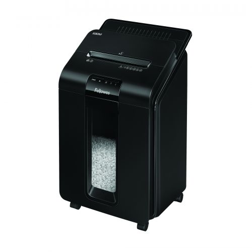 Fellowes AutoMax 100M Microcut Shredder
