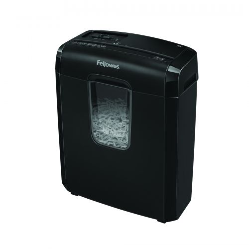 Fellowes Powershred 6C Cross Cut Shredder