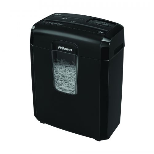 Fellowes Powershred 8CD Cross Cut Shredder