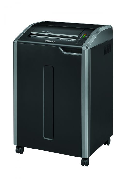 Fellowes Black 485Ci Cross-Cut Shredder