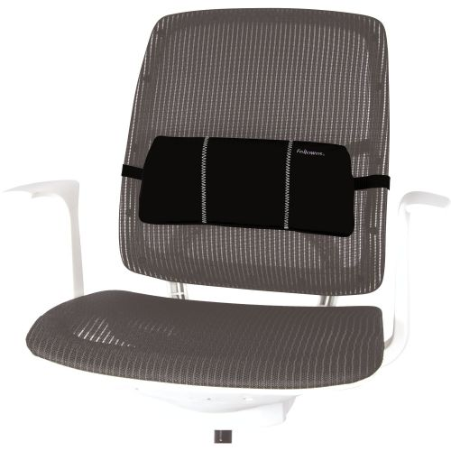 Fellowes Portable Lumbar Support Black 9190701