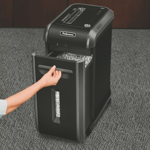 Fellowes 99Ci Professional Shredder Cross-cut DIN3 P-4 Ref 4691101