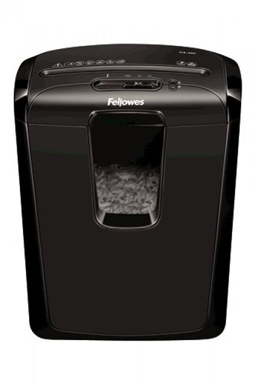 Fellowes M-8C Shredder Cross Cut Ref 4604201
