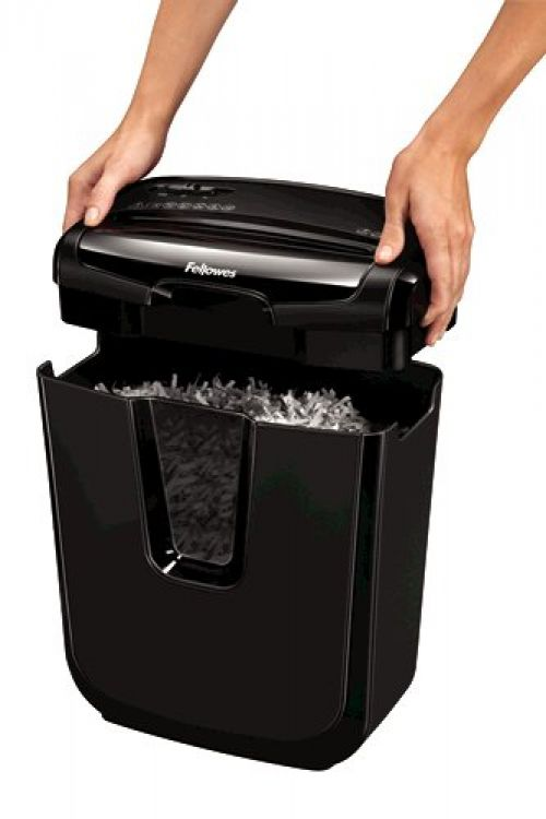 Fellowes M-7C Shredder Cross Cut P-4 14 Litres  Ref 4603201