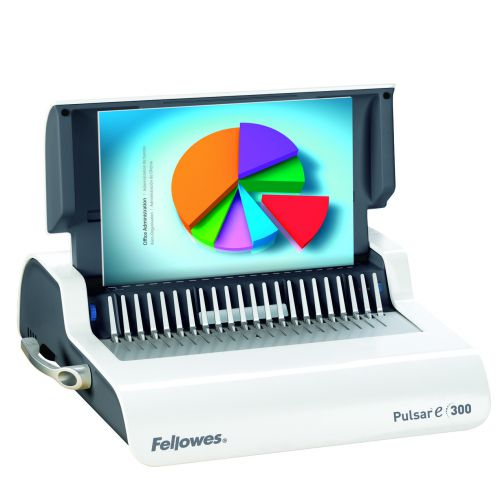 Fellowes Pulsar A4 Comb Binding Machine
