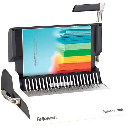 Image for Fellowes Pulsar A4 Binding Machine