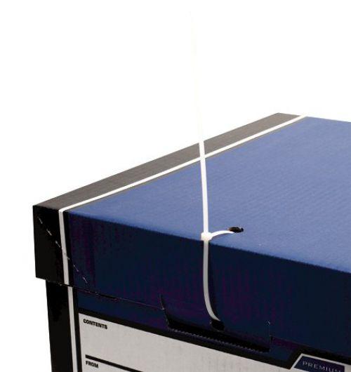 Bankers Box Premium Storage Box (Presto) Classic Woodgrain FSC Ref 7250502 [Pack 10]