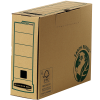 Fellowes Bankers Box Earth Series Transfer File Board Brown (Pack 20) 4470201