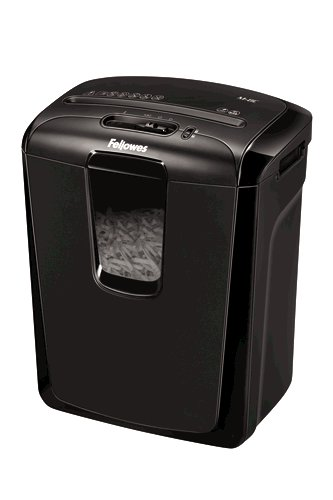 Shredders Fellowes Powershred M-8C Cross Cut Shredder