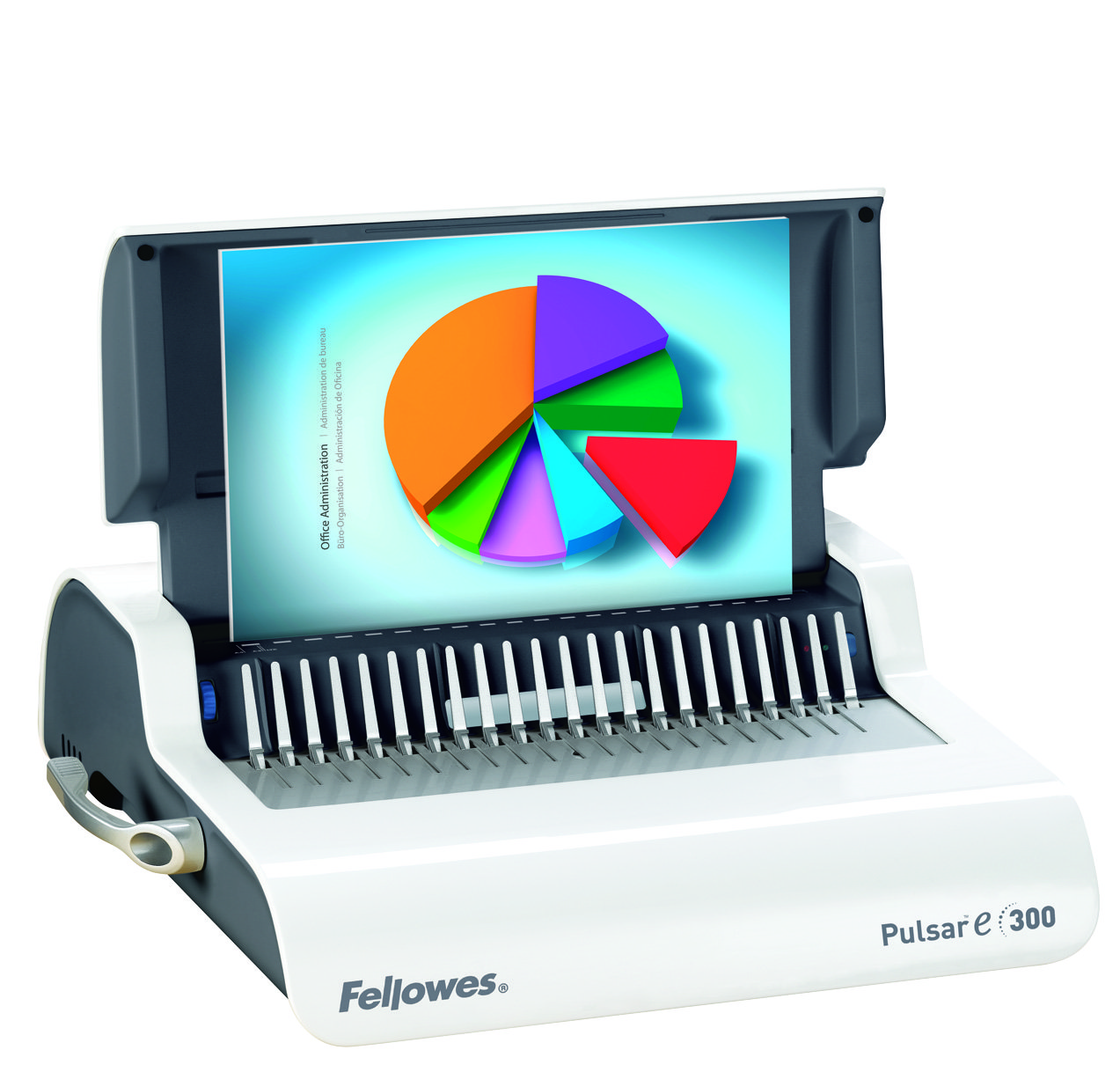 Image for Fellowes Pulsar A4 Comb Binding Machine