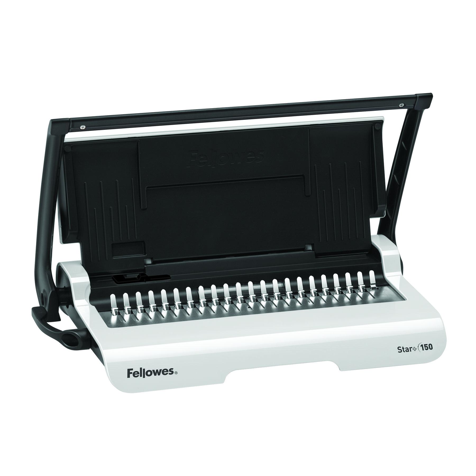 Fellowes Star A4 Manual Comb Binding Machine 5627501 - ACS Business