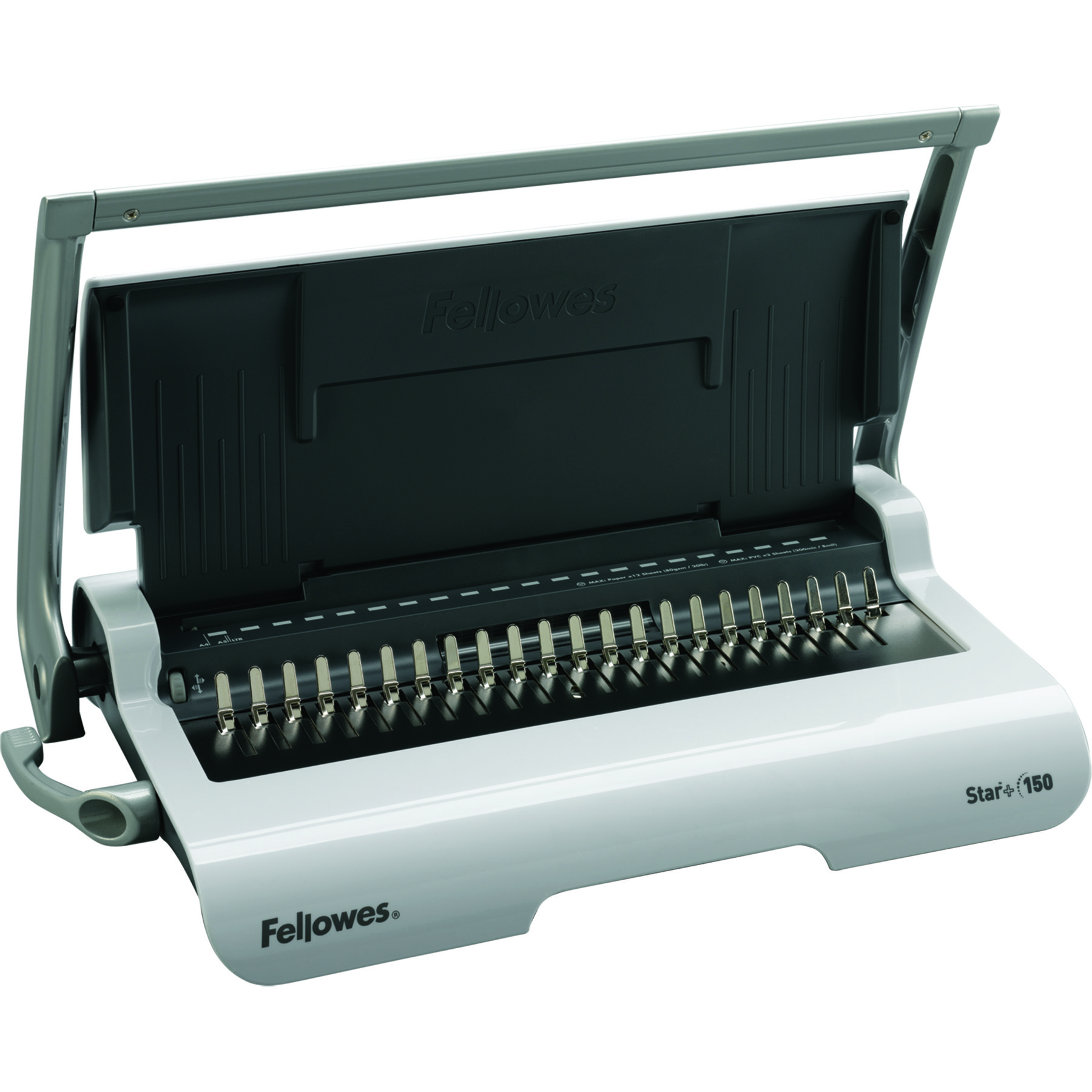 Fellowes Star A4 Manual Comb Binding Machine 5627501 - The Office Centre