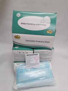 Sheargold 3Ply Disposable Mask PK50