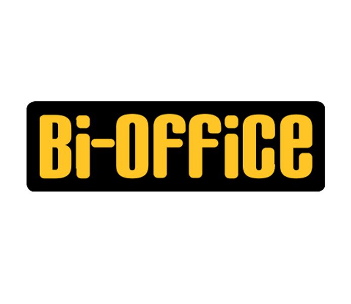 Bi Office Positive Flow Metallic Gold Message Boards