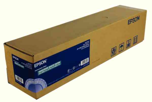 Tally Rolls Epson C13S041595 Enhanced Matte Paper Roll 24inx30.5m