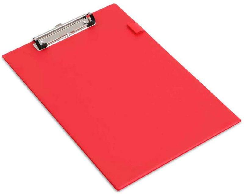 Clipboards Rapesco Foldover Clipboard A4 Red