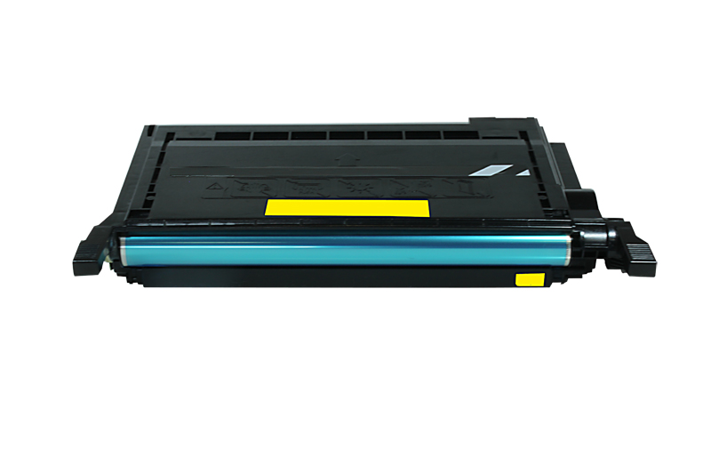 Samsung CLP600 Yellow Toner Cartridge