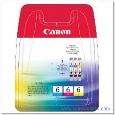 CANON 4706A029 BCI6 MULTIPACK CMY