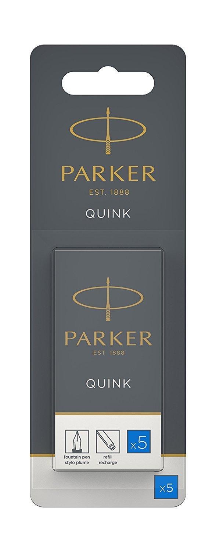 Parker Refill Cartrdge Royal BL PK5