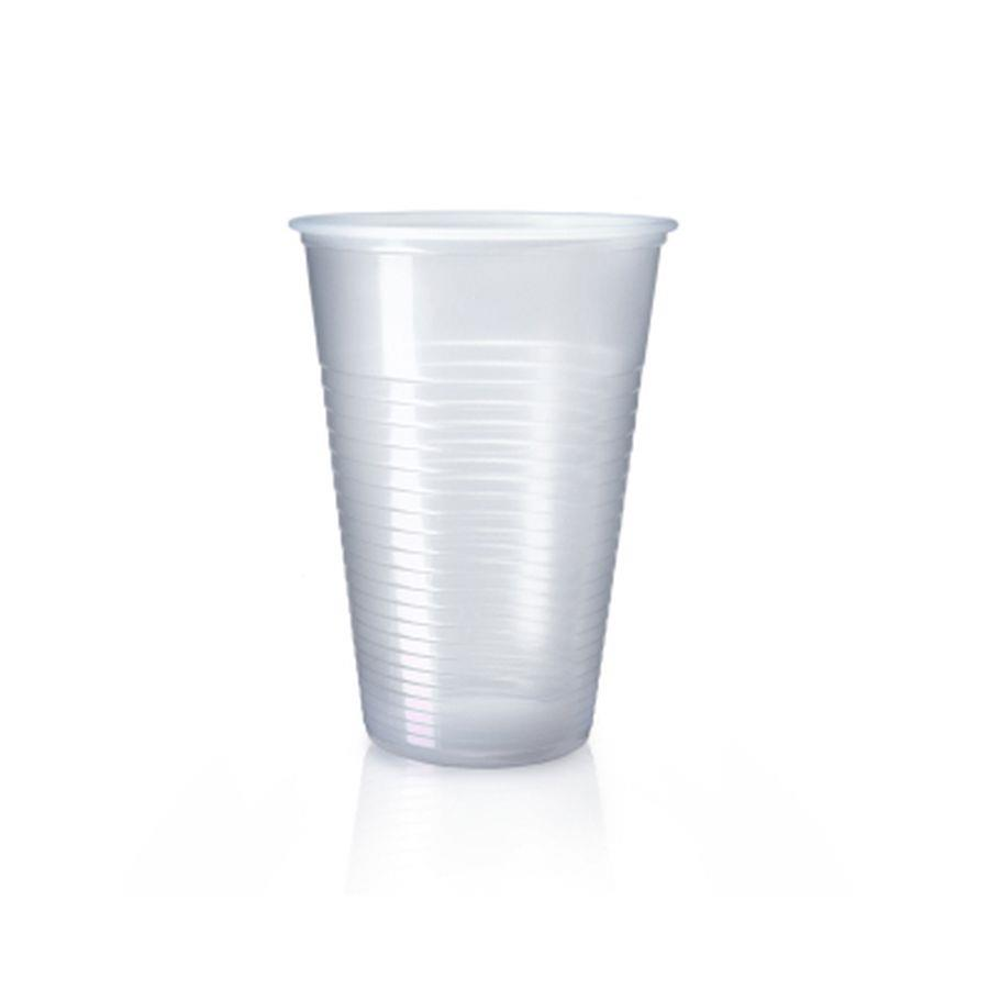 Disposable Cups & Accessories ValueX Water Cup 7oz Clear (Pack 100)