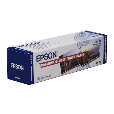Photo Paper Epson C13S041390 Glossy Photo Paper Roll 24inx30.5m