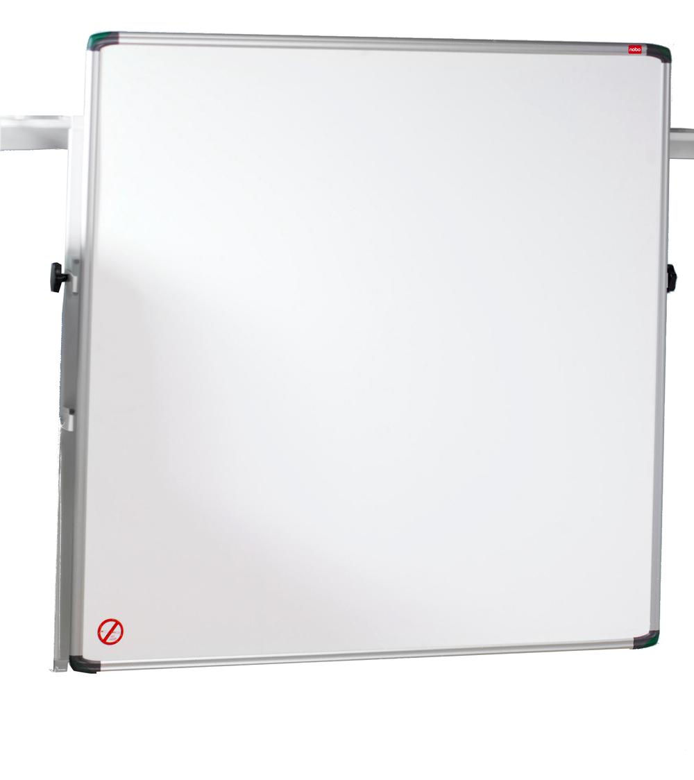 Nobo Pro-rail Magnetic Board 900x1800mm
