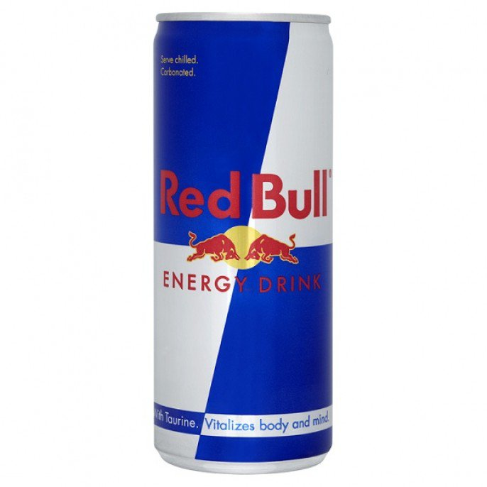 Cold Drinks Red Bull 250ml Cans (Pack 24)