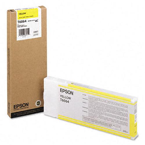 Epson Stylus Pro 4800/4880 Yellow 220ml