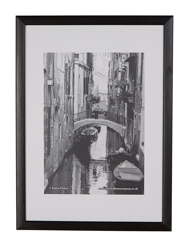A3 Poster Display Frame Black Wood PAWFA3B-BLK