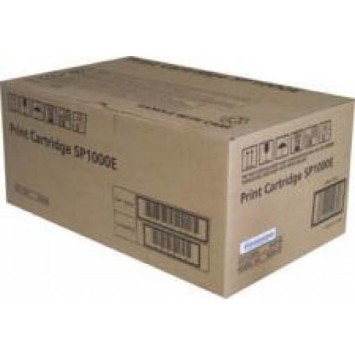 Ricoh SP1000E Fax Toner Cartridge Black Ref 413196