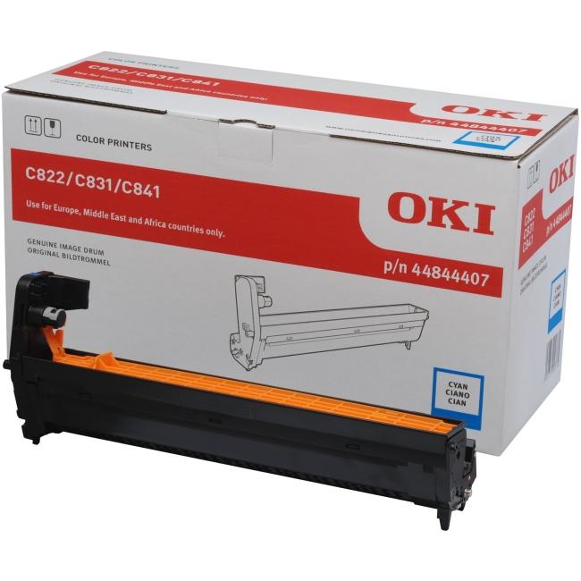OKI C96/98 EP CART CYAN 30K