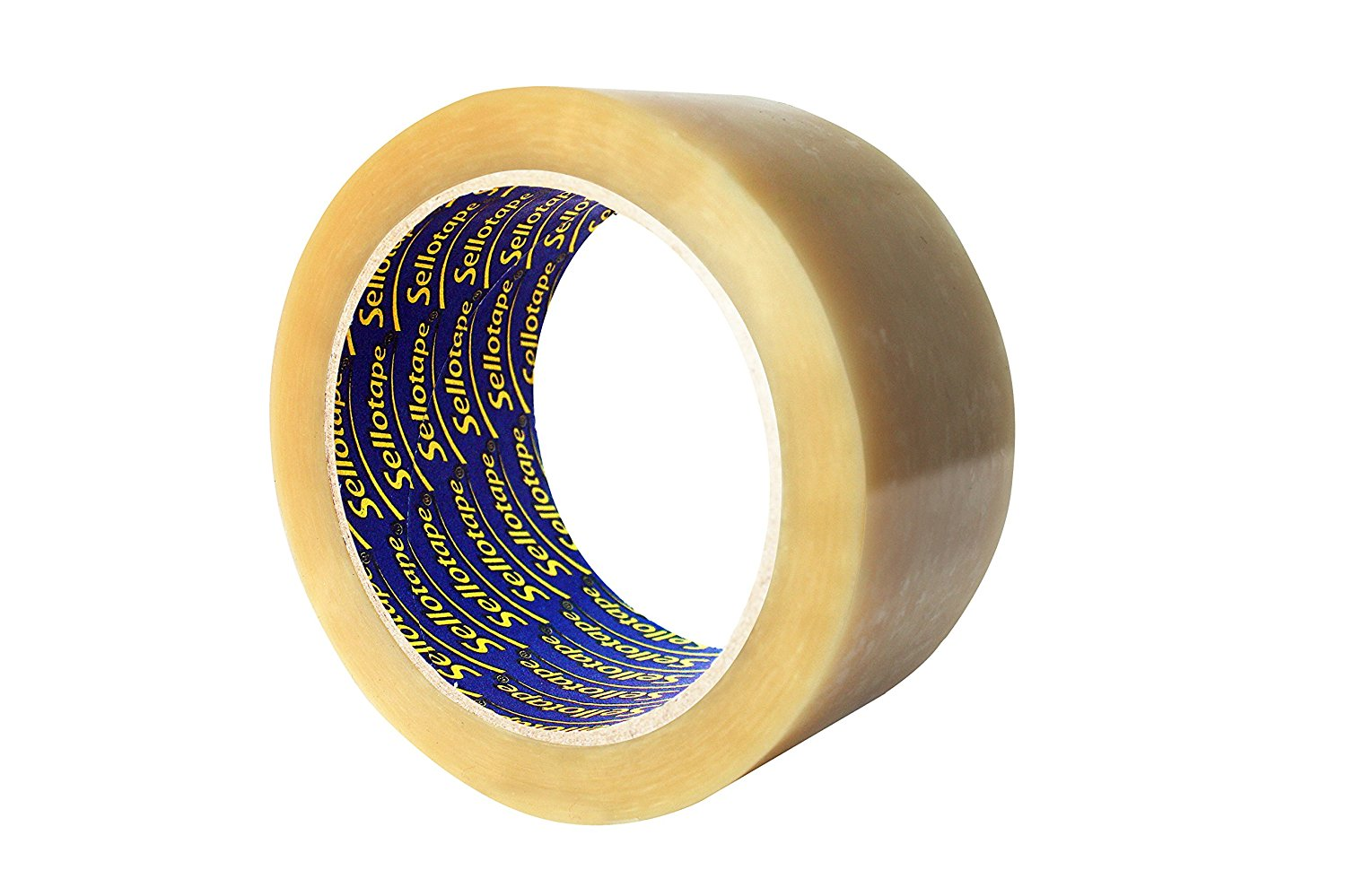 Packing Tape Sellotape Polypropylene Tape 50mmx66m Clear PK6
