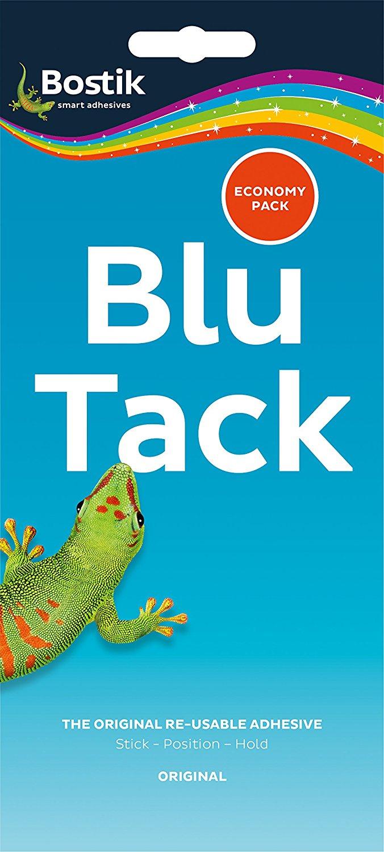 Bostik Blu Tack Economy Pack 110g (Pack 12)