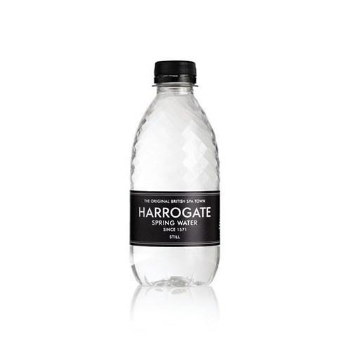Harrogate Still Spring Water 330ml Ref P330301S [Pack 30]