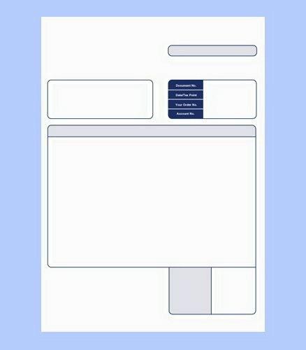 Sage Comp Laser/Inkjet Invoice BX500